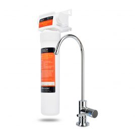 H2O+ Coral Single-Stage Undercounter Water Filtration System