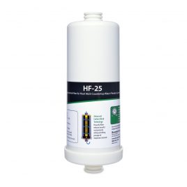 H2O+ Pearl Carbon Block Replacement Filter (HF-25)