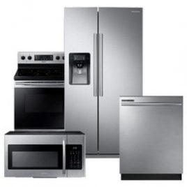Samsung Stainless Steel Suite